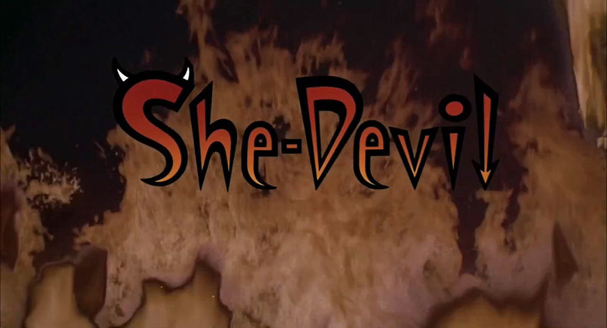 VIDEO: Title Sequence – She-Devil (1989)
