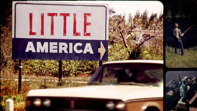 IMAGE: Little America (2020) episode 2 main title card