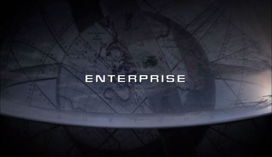 VIDEO: Title Sequence – Star Trek: Enterprise (2001)
