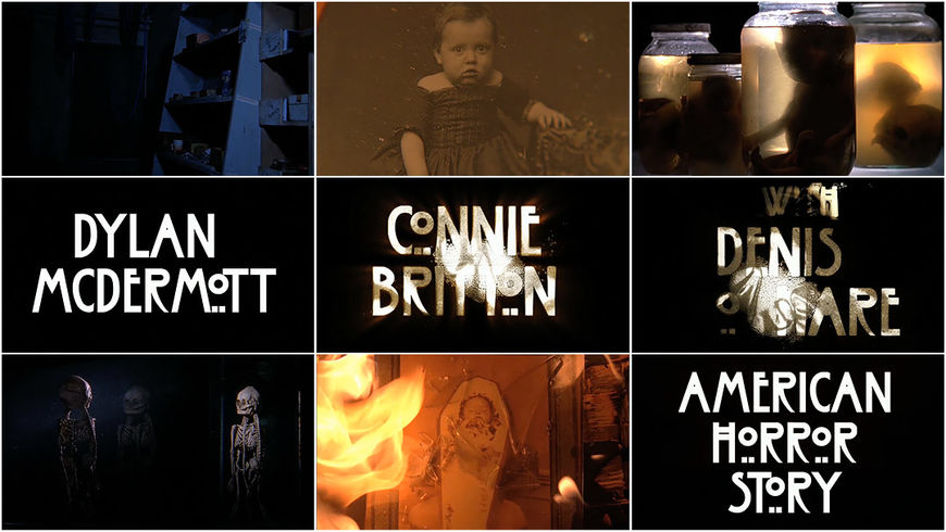 VIDEO: Title Sequence – American Horror Story (2011)