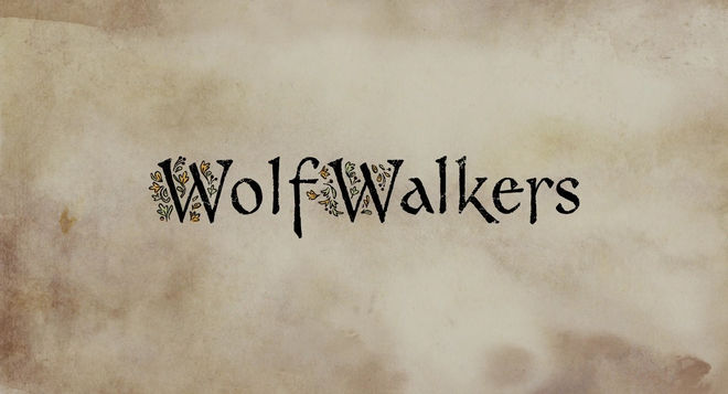 IMAGE: Wolfwalkers end title card
