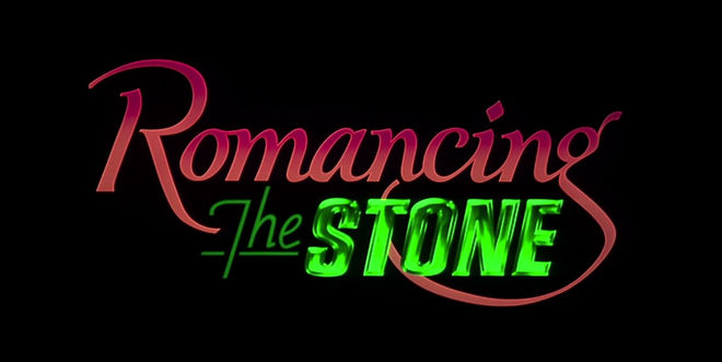 IMAGE: Romancing The Stone logotype