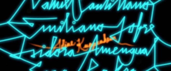 IMAGE: Still - Credit - Blues names fade + orange