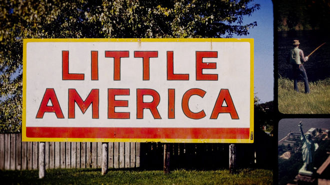IMAGE: Little America (2020) episode 3 main title card