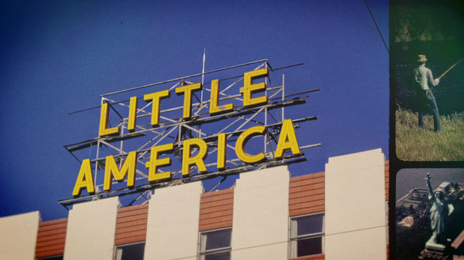 IMAGE: Little America (2020) episode 1 main title card