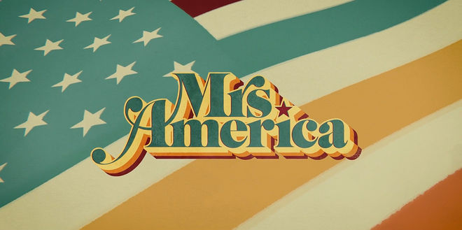 IMAGE: Mrs. America title card