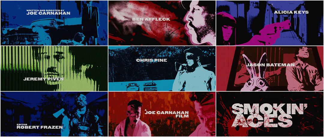 Smokin Aces 2006 Art Of The Title