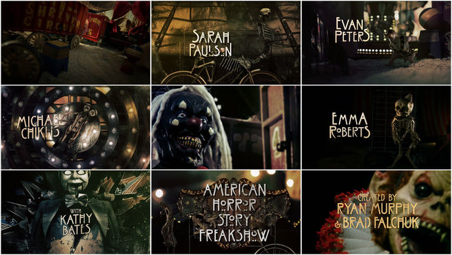 VIDEO: American Horror Story: Freak Show