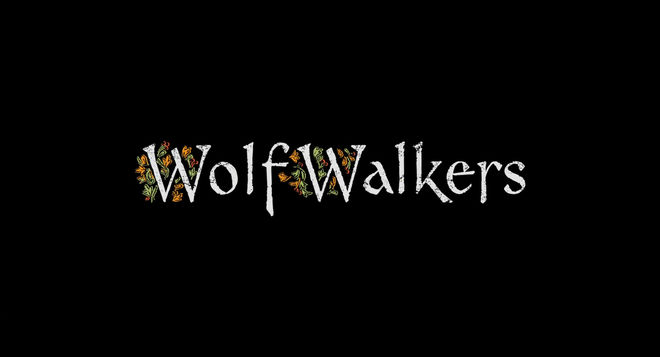 IMAGE: Wolfwalkers title card