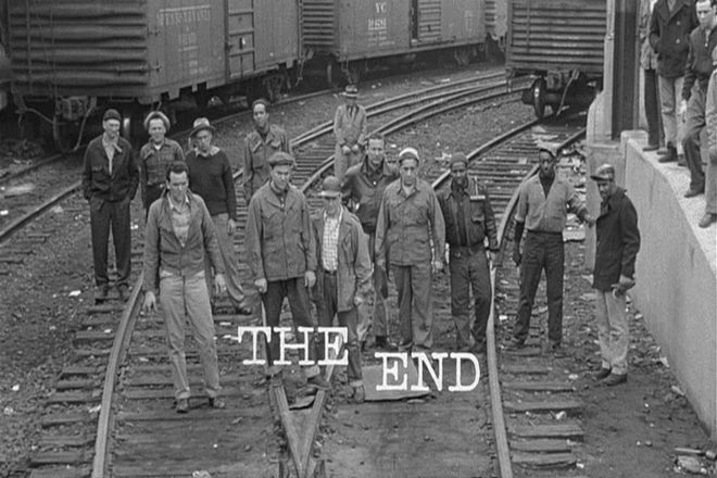 IMAGE: Edge of the City (1957) The End