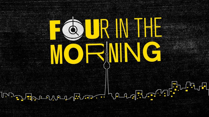 IMAGE: Four in the Morning (2016) Title Card Concept