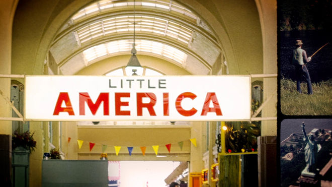 IMAGE: Little America (2020) episode 5 main title card