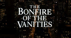 The Bonfire of the Vanities
