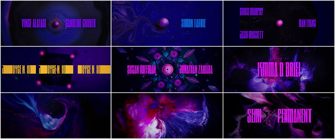 VIDEO: Title Sequence – Semi-Permanent 2018