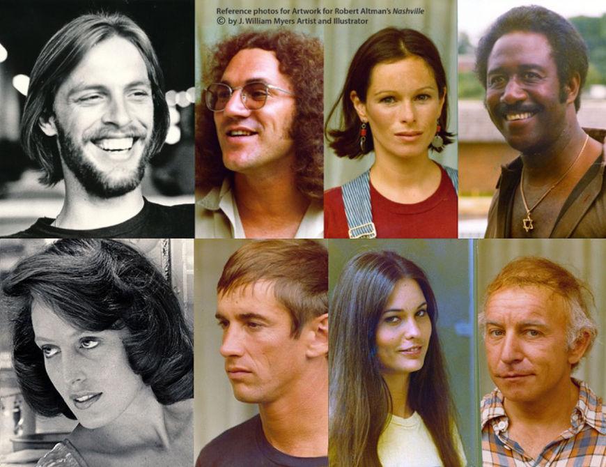 IMAGE: Nashville Cast Reference Photos #1