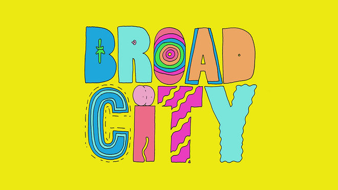 "VIDEO: Broad City Episode 2.2 ""Vomit"" Titles"