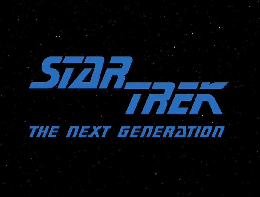 VIDEO: Title Sequence – Star Trek: The Next Generation (1987) Season 3 Title Sequence