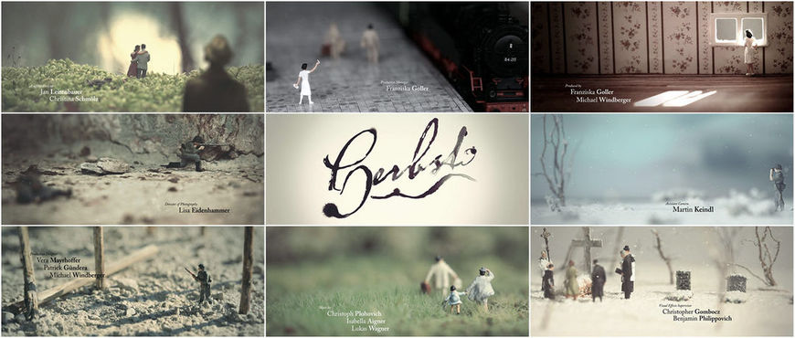 VIDEO: Title Sequence – Herbst (2011)