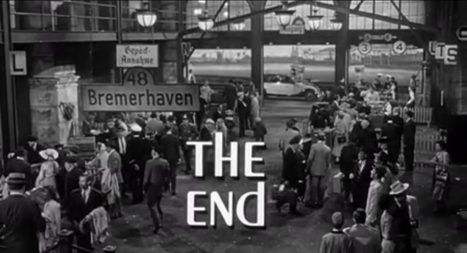 IMAGE: Ship of Fools (1965) The End
