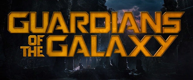 VIDEO: Title Sequence – Guardians of the Galaxy