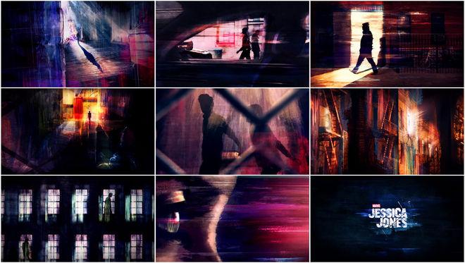 VIDEO: Title Sequence – Jessica Jones