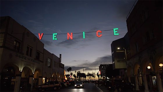 VIDEO: Venice Sunset Raw Footage