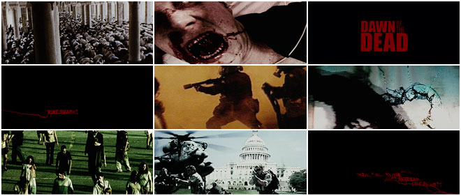 VIDEO: Dawn of the Dead main titles designed by Kyle Cooper and Prologue