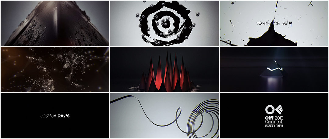 VIDEO: Title Sequence - OFFF 2013 Cincinnati
