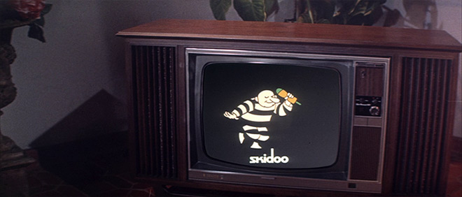 VIDEO: Skidoo Main Titles