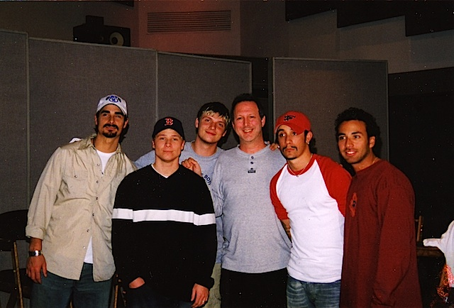 Image: Jeff Zahn Backstreet Boys Photo
