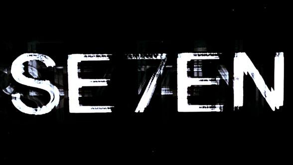 se7en 1995 � art of the title