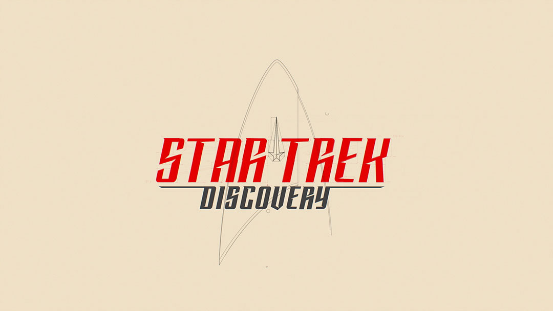 VIDEO: Title Sequence – Star Trek: Discovery (2016) Textless