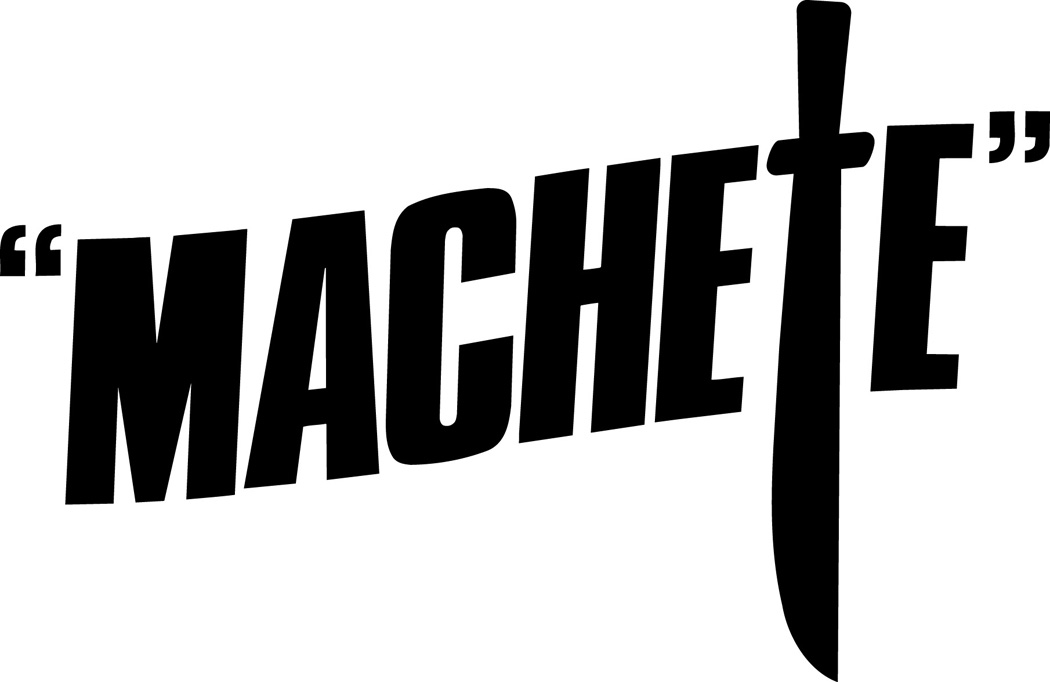 machete 2010 art of the title rh artofthetitle com troublemaker studios logo 2005 troublemaker studios logo 2002
