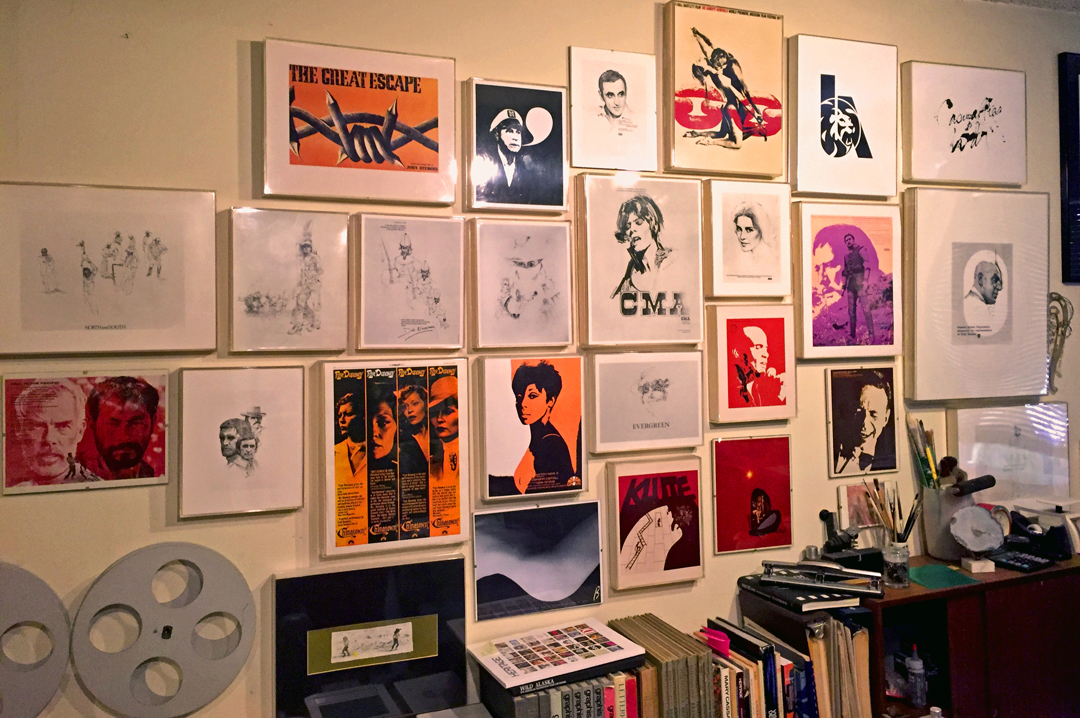 IMAGE: Photo - Sandy Dvore's studio