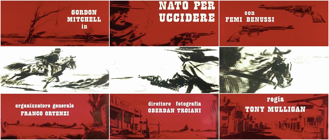 Nato Per Uccidere